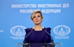Zakharova called the deadline for the submission of data to return to Russia